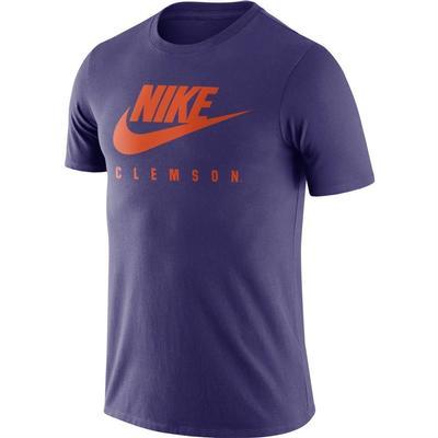 Clemson Nike Men's Futura Tee