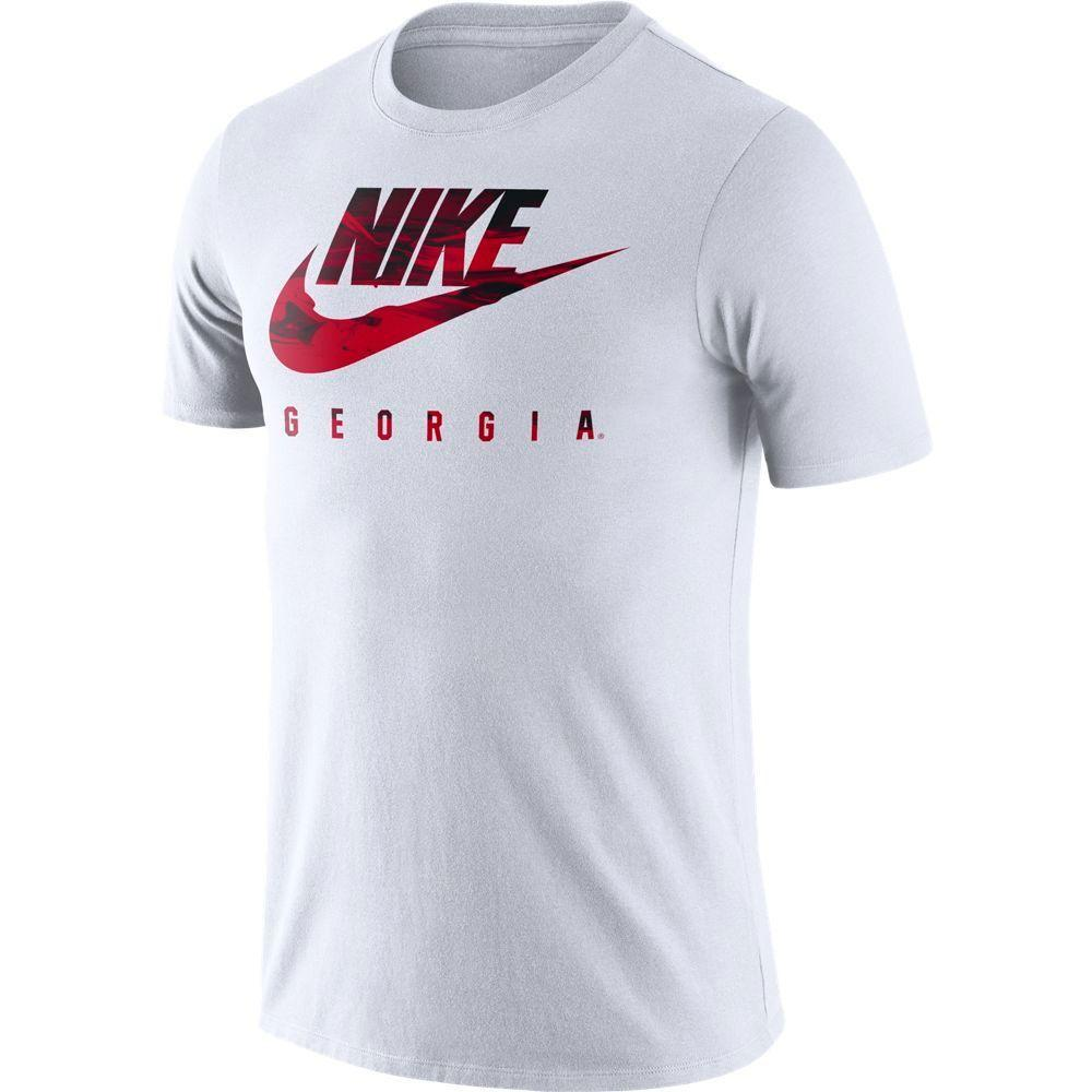 Georgia Nike Men's Spring Break Futura Tee