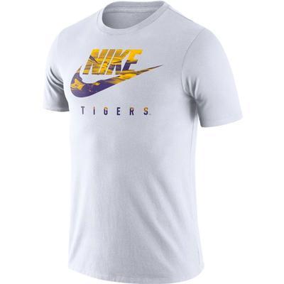 LSU Nike Men's Spring Break Futura Tee
