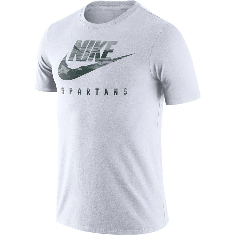 Michigan State Nike Men's Spring Break Futura Tee