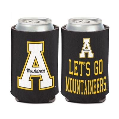 Appalachian State Slogan Can Cooler