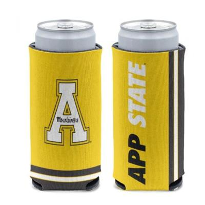 Appalachian State 12 oz Slim Can Cooler