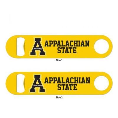 Appalachian State 2 Sided Metal Bottle Opener
