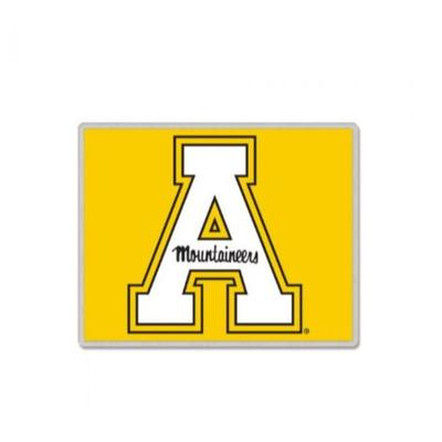 Appalachian State Collectors Pin Holder