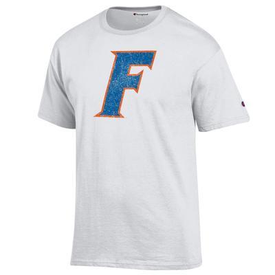 Florida Champion Distressed F Logo Tee