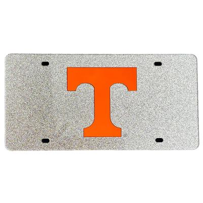 Tennessee Glitter Logo License Plate