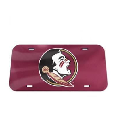 Florida State Specialty Acrylic License Plate