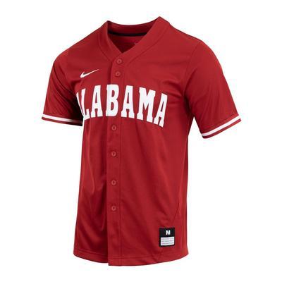 Alabama Nike Men's Replica Baseball Jersey