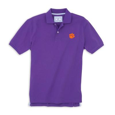 Clemson Southern Tide Men's Gameday Skipjack Polo