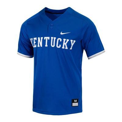 Kentucky Nike Men's Replica Baseball Jersey