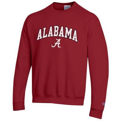 Alabama Champion Men's Arch Screen Sweatshirt
