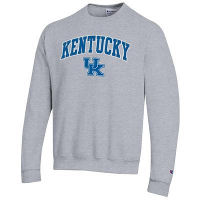 Kentucky Champion Arch Logo Fleece Crew