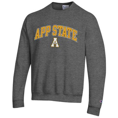 Appalachian State Champion Arch Logo Fleece Crew