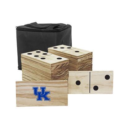 Kentucky Wildcats Yard Dominoes
