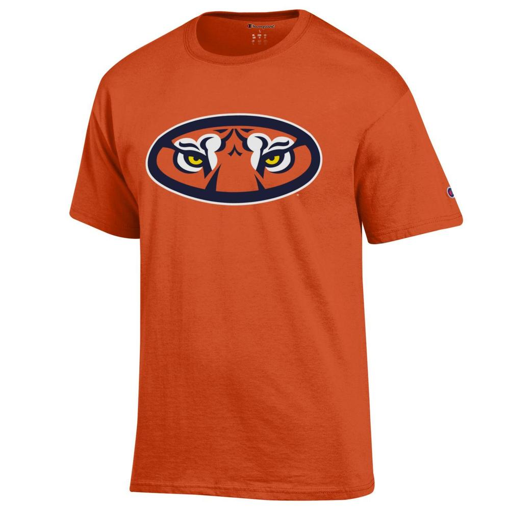 Auburn Champion Men's Tiger Eyes Tee Shirt