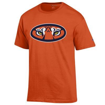 Auburn Champion Men's Tiger Eyes Tee Shirt