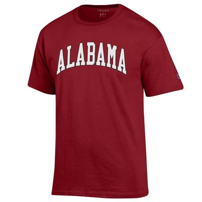 Alabama Champion Men's Arch Tee