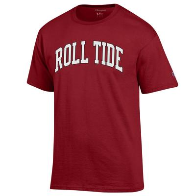 Alabama Champion Men's Roll Tide Arch Tee