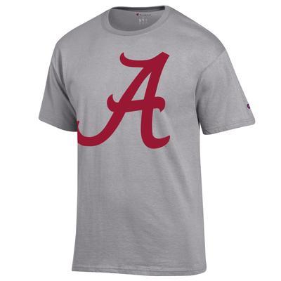 Alabama Champion Men's Giant Logo Tee