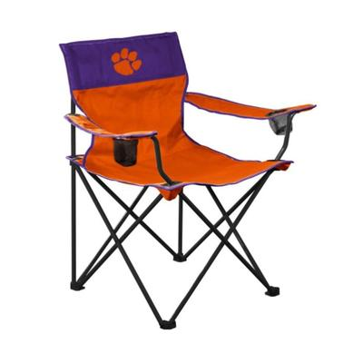 Clemson Logo Brands Big Boy Chair