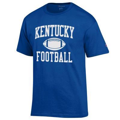 Kentucky Champion Men's Basic Football Tee