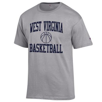 West Virginia Champion Men's Basic Basketball Tee