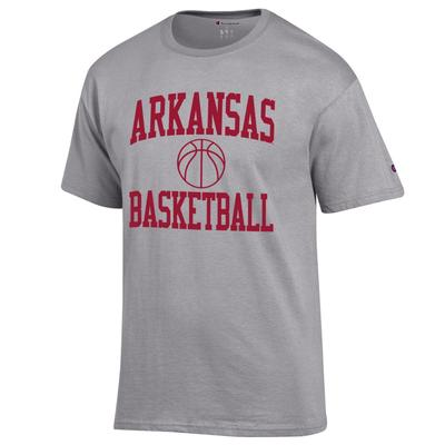 Arkansas Champion Men's Basic Basketball Tee