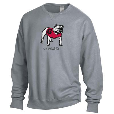 Georgia Standing Bulldog Crew
