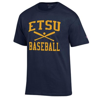 ETSU Champion Men's Basic Baseball Tee