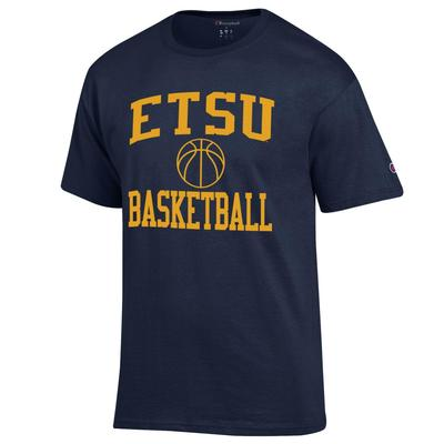 ETSU Champion Men's Basic Basketball Tee
