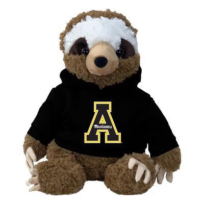 Appalachian State 13 InchCuddle Buddie Plush Sloth