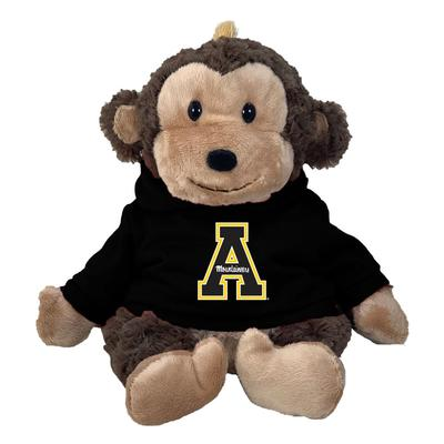 Appalachian State 13 Inch Cuddle Buddie Plush Monkey