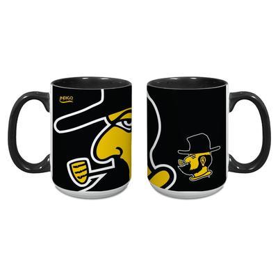 Appalachian State 15 oz Yosef Logo Mug