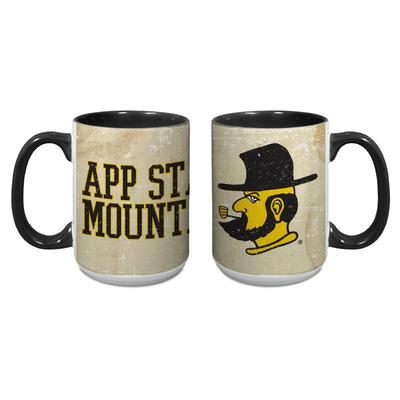 Appalachian State 15 oz App State Retro Mug