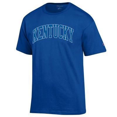 Kentucky Champion Men's Arch Tee