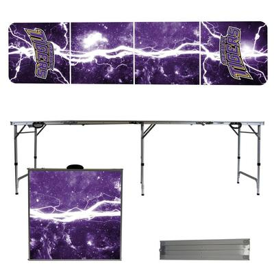 LSU Tigers Lightning Tailgate Table