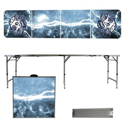 UNC Tar Heels Lightning Tailgate Table