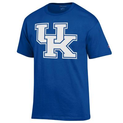 Kentucky Champion Men's Giant Logo Tee