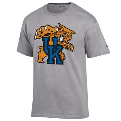 Kentucky Champion Men's Giant Wildcat Tee