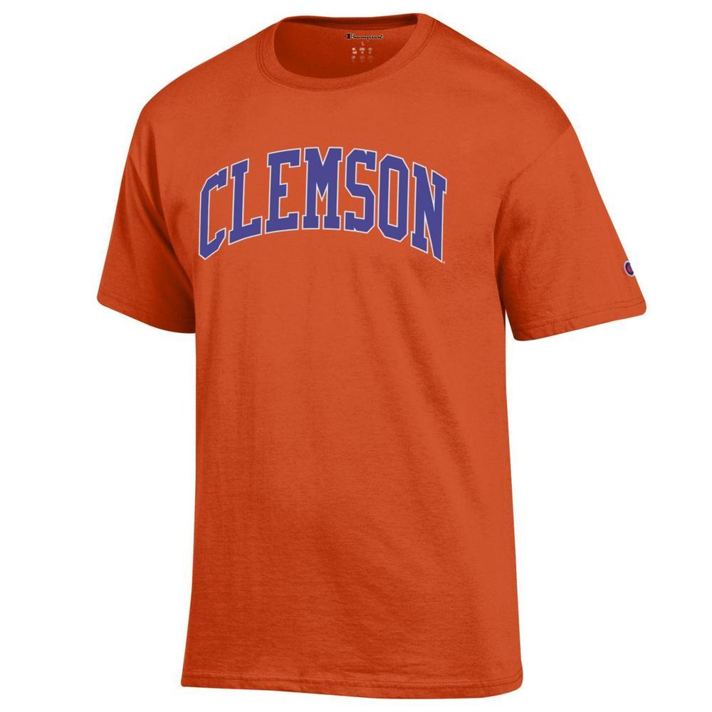 Clemson Champion Men's Arch Tee