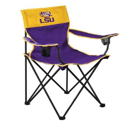LSU Logo Brands Big Boy Chair
