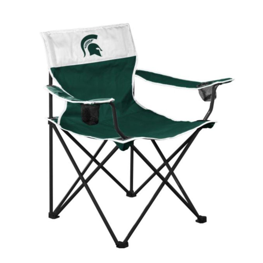 Michigan State Logo Brands Big Boy Chair