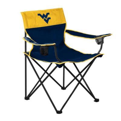 West Virginia Logo Brands Big Boy Chair