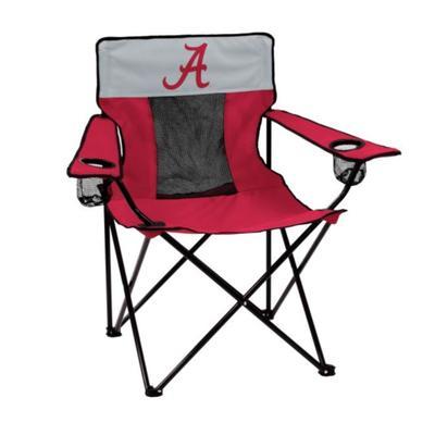 Alabama Logo Brand Elite Chair