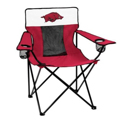 Arkansas Logo Brand Elite Chair