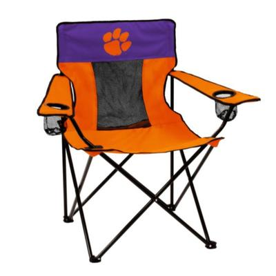Clemson Logo Brands Elite Chair