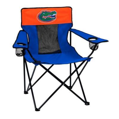 Florida Gators Logo Brands Elite Chair