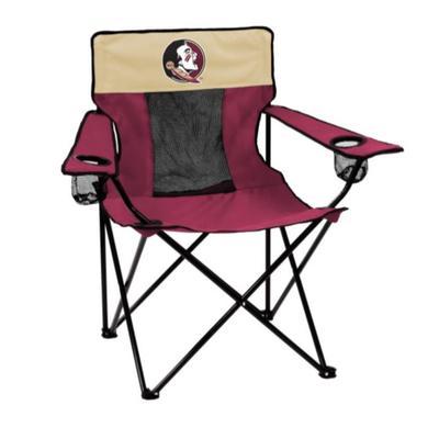 Florida State Seminoles Logo Brands Elite Chair