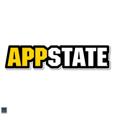 Appalachian State App State Magnet 10