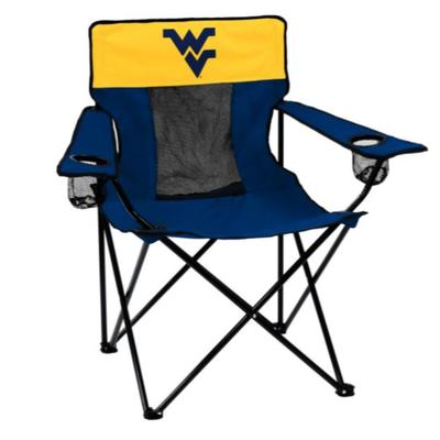 West Virginia Logo Brands Elite Chair